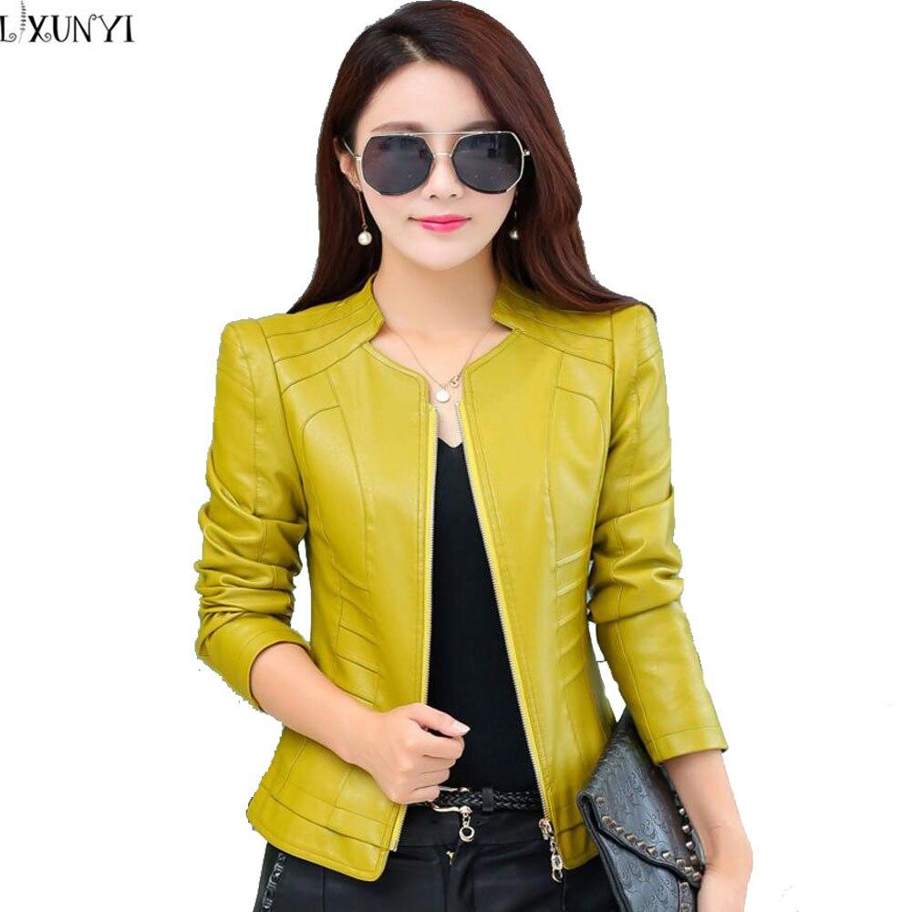 Compra chaquetas mujer chaquetas de cuero online al por