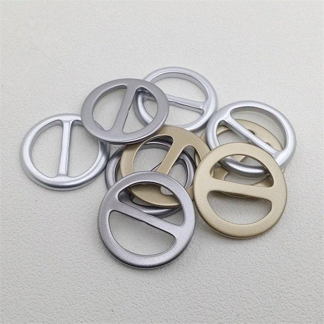 10 PCS 20mm-50mm ronde résine femmes manteau noeud boucles pour Foulards  haute quanlity détail 549dc7564e2