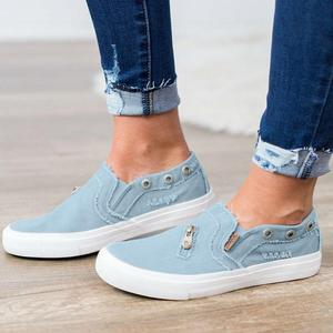 2019 Women Flat Loafers Shoes