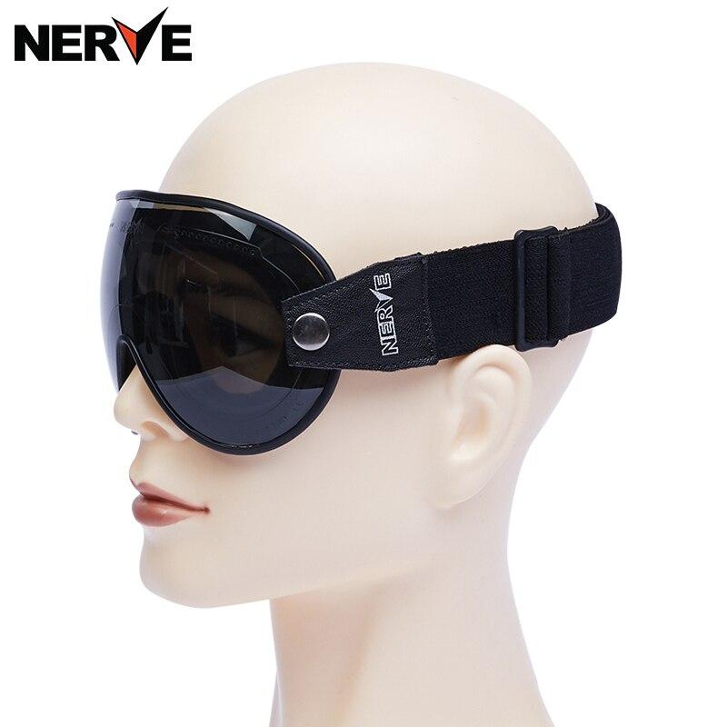 Nerf moto locomotive extérieur équitation lunettes hommes et femmes casque hors route lunettes anti-buée - 5