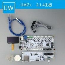 Horizon Elephant UM2+3D printer Ultimaker2+ new 2.1.4 motherboard +LCDcontroller kit
