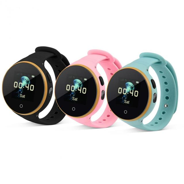 GPS WiFi Kids Smart Watch Phone Baby Watch Touch Screen S668A Smart Wristwatch f