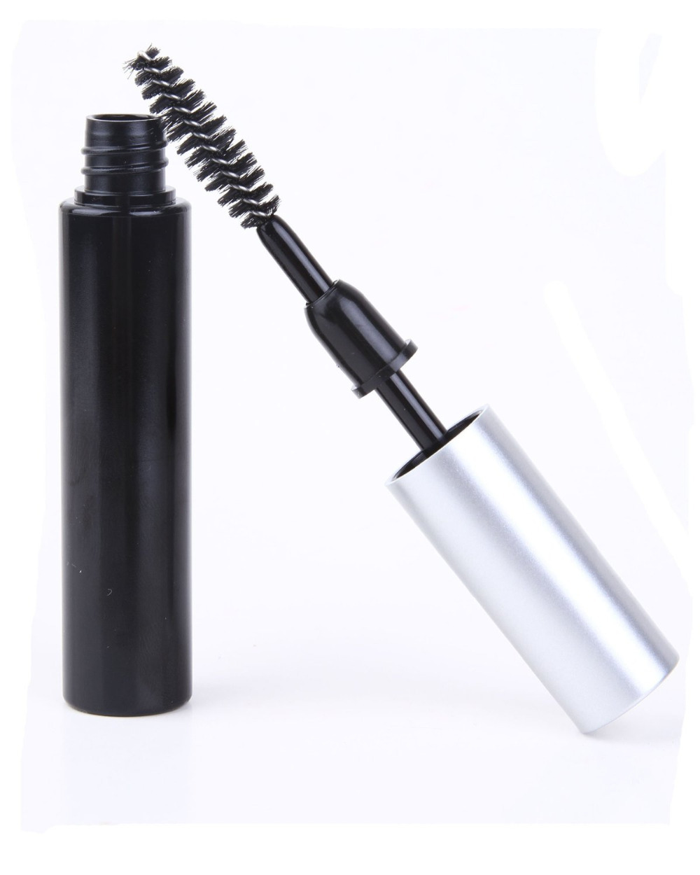 e7ac7fb4e94 10ml Black Empty Mascara Tube , 10 ml Eyelashes Cream Tube Vials Bottle,DIY  Container 10g Mascara Brush Eyelash Wand Bottle Vial-in Refillable Bottles  from ...