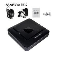 CCTV NVR DVR Max 5MP Output 5 IN 1 Mini DVR Recorder IP 5M 4CH 960P 12CH 1080P 16CH Surveillance Video Recorder Motion Detect