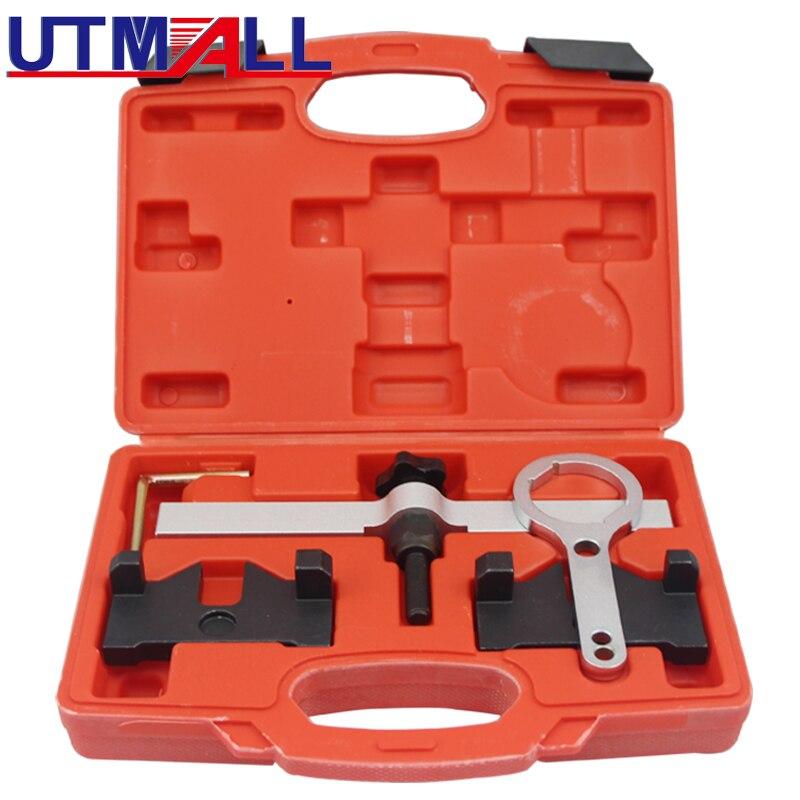 Kit d'outils de distribution de moteur pour BMW N74 N63 Kit d'outils de verrouillage de distribution de courroie de distribution