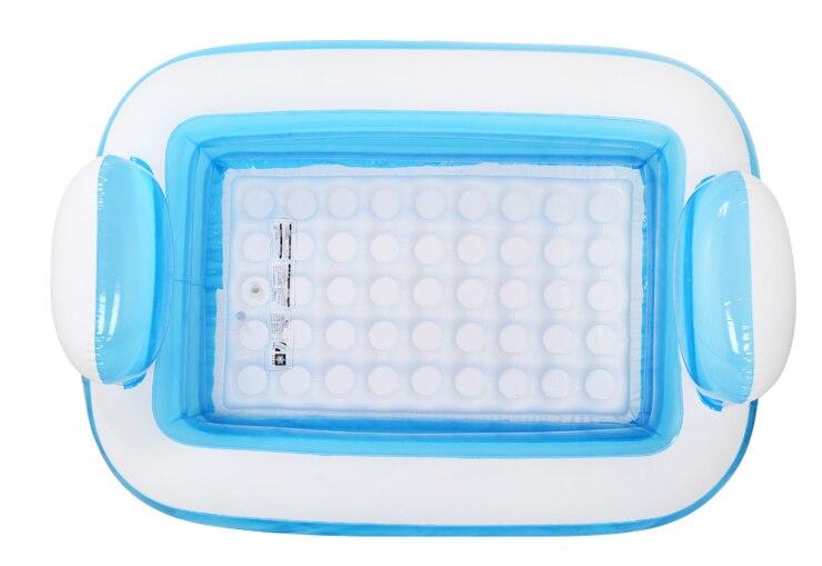 Piscine gonflable domestique épaissie piscine pour enfants pour adulte baignoire pliable piscine enfants baignoire