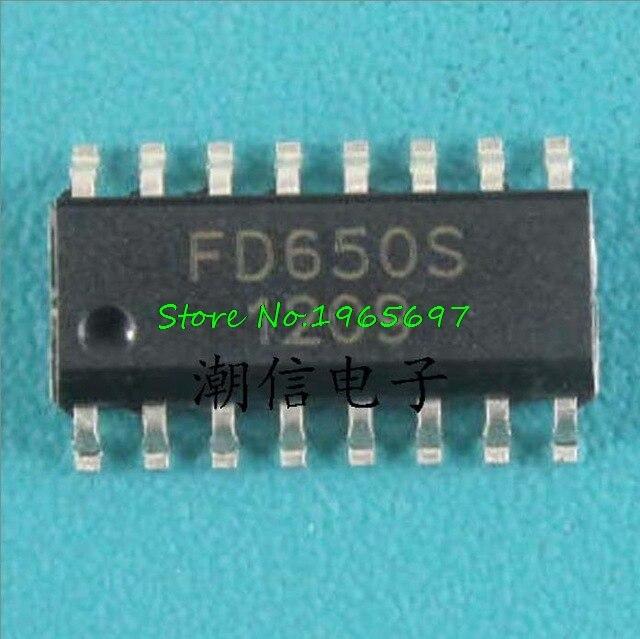 10pcs/lot FD650S FD650 SOP-16 In Stock