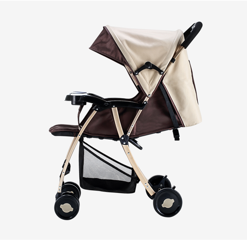 GL Baby Stroller Folding Umbrella Sit and Lie Portable Strong Alloy Steel Material9