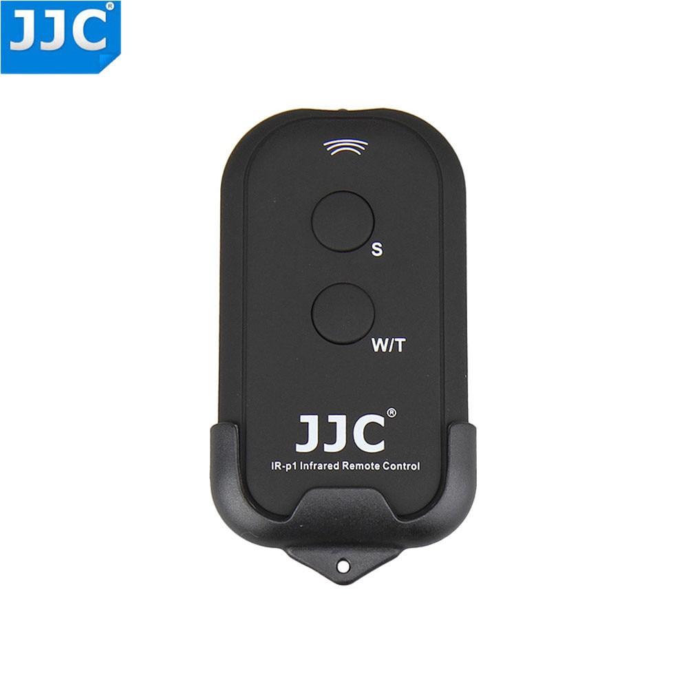 цена на JJC Infrared Wireless Remote Control for PENTAX K-1 Mark II K-1 K500 K-3 II K-S2 K-S1 Q10 Q-S1 645D K-50 645Z K5II K-5IIs K110D