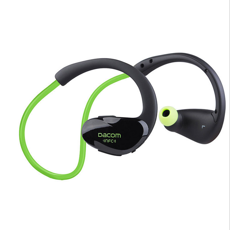 Newest MBH6s Dacom Athlete 4.1 Bluetooth Headset Headphones Wireless Headphone Microphone NFC Sport Earphone for iPhone Android