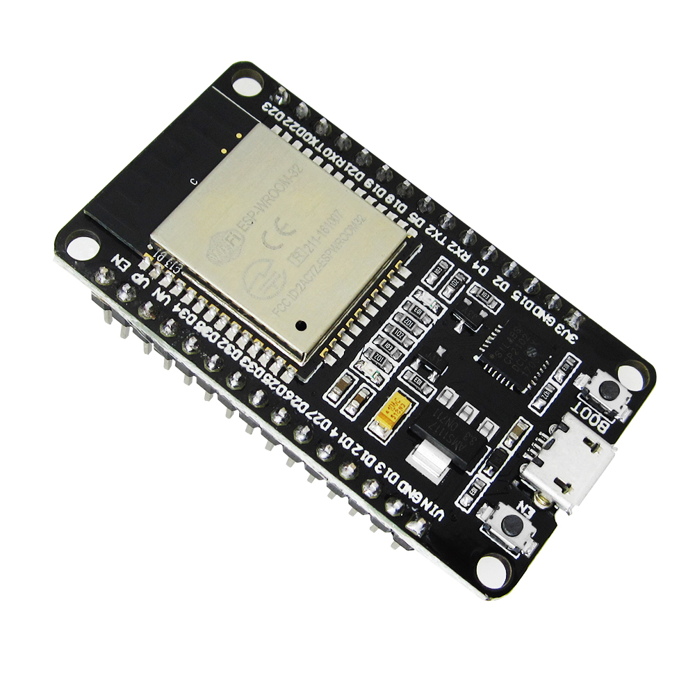 ESP-32 ESP-32S Development Board WiFi Bluetooth Ultra-Low Power Consumption Dual Cores ESP32 Board based on nrf51822 development of ultra small low power bluetooth transmission module certified ptr5528