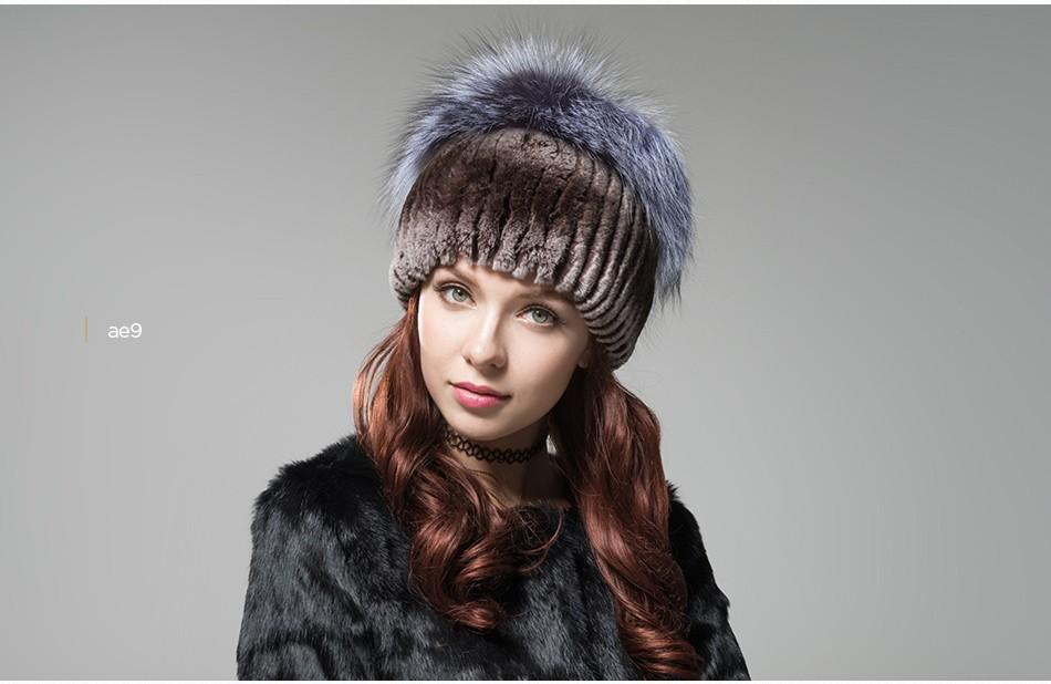 women\'s hats fur PCM002 (21)
