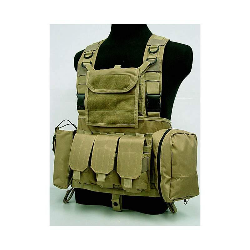 Tactical Vest Field CS Vest Apron Vest Military Protective Equipment For Man Wholesale