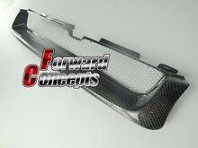FOR CARBON FIBER 95-99 LEGACY BG5 JDM GT FRONT BUMPER MESH GRILL GRILLE