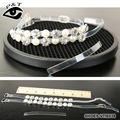 For Lady Sweet Style Belt High Quality Imitation Pearls Beads Shoe Band Ankle Band Shoe Lace 5paris/lot