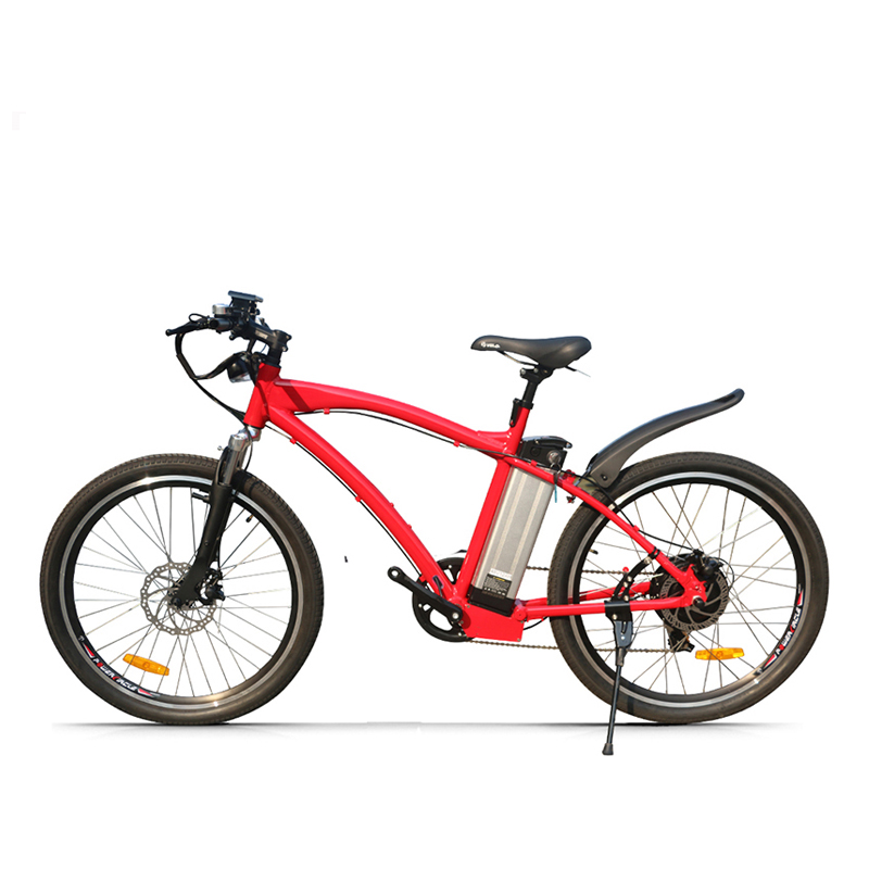 48V 500W 26inch MTB Electric font b Bike b font 48V 12Ah Lithium Battery Mountain Aluminum