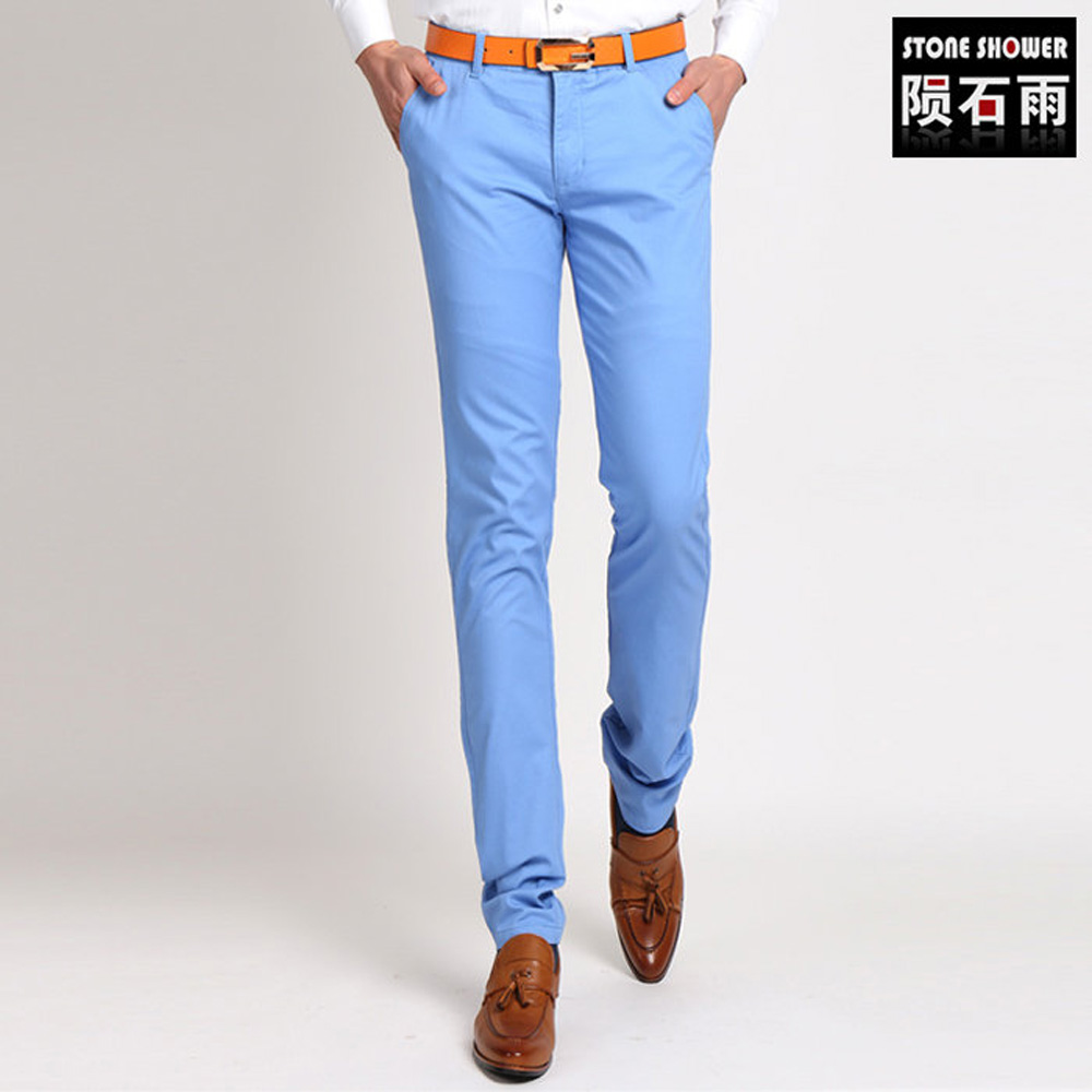 Popular Mens Cotton Chinos-Buy Cheap Mens Cotton Chinos lots from ...