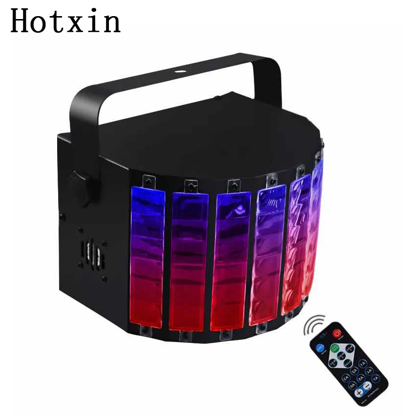 9W Multicolor LED Beams Party Lights Sound Activated Disco DJ Lights for KTV Xmas Party Wedding Show Club Pub Stage Lighting 10pcs rgb strobe stage light sound active audio 12pcs leds for dj show ktv xmas party wedding club pub disco