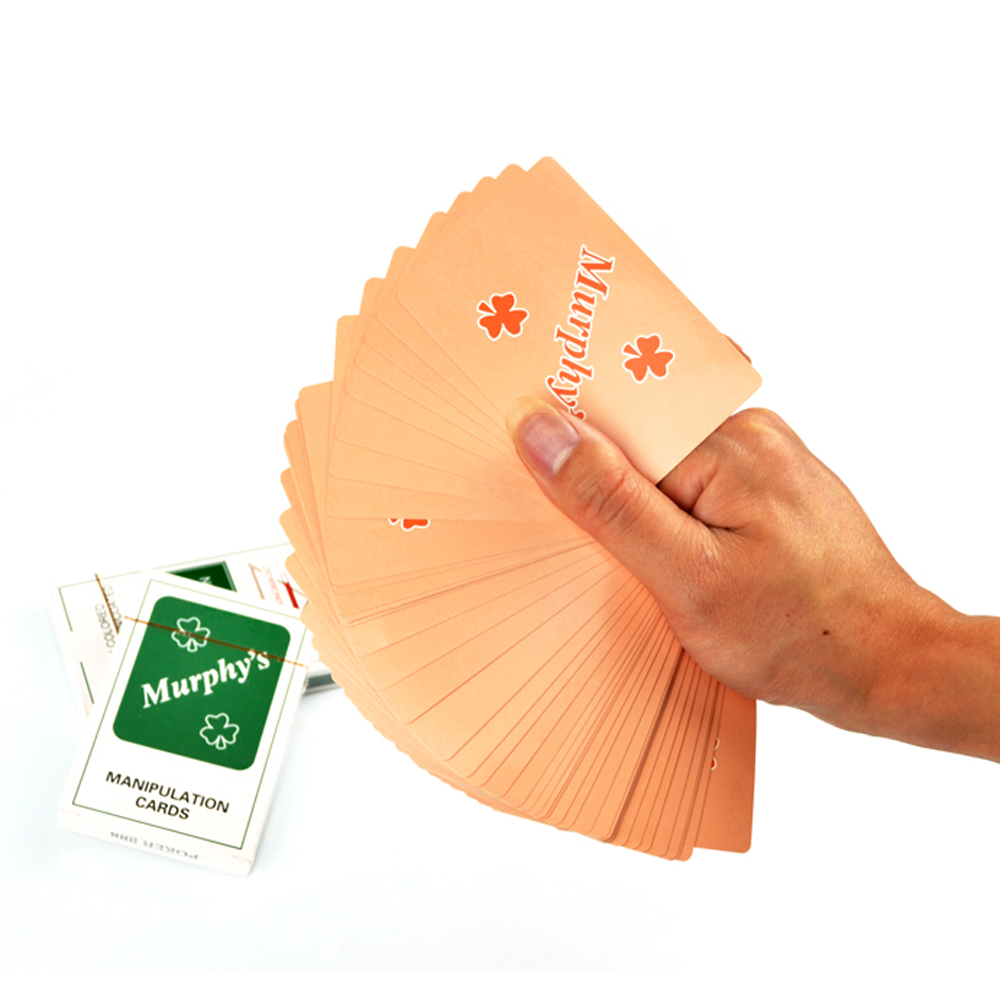 जादूगर के उपयोग के लिए 1 डेक मैजिक मैनिपुलेशन कार्ड्स थिन कार्ड्स मैजिक ट्रिक्स प्रॉप्स