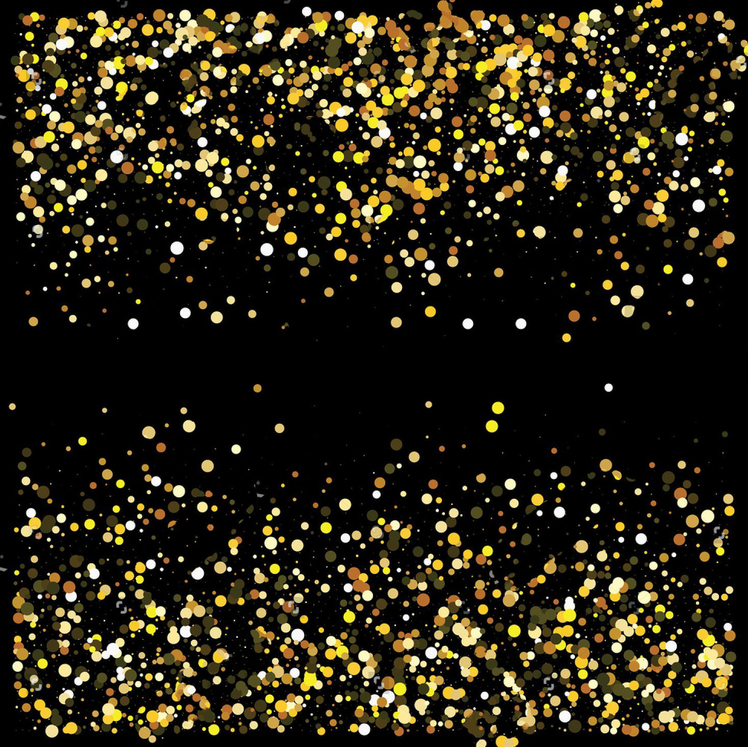 Gold glitter background Royalty Free Vector Image