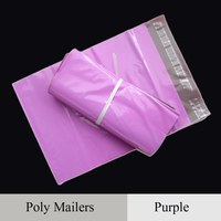Mail Packaging Poly Mailer Package Pink Shipping Plastic Mailing Bag By Envelope Courier Wholesale Bulk Self Adhesive Supplies
