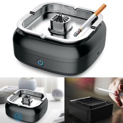 Ashtray Air Purifier High Pressure Negative Ion USB Charge Device for Home Office Car IN STOCK