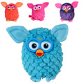 Plush Interactive Toys New 2015 Electronic Robotic  Phoebe Electric Pets Owl Hamster Recording Talking Child Gift, 17cm
