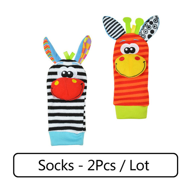 2 Pcs Socks 1