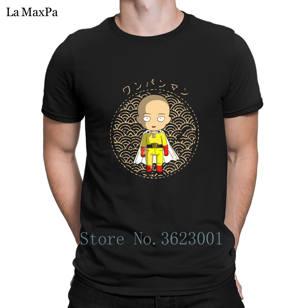 Personality New Style Men T Shirt Ok One Punch T-Shirt For Men Basic Solid Tshirt Mens Normal Tee Shirt <font><b>Crew</b></font> Neck Cheap Sale