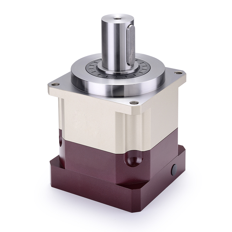 5 arcmin high Precision Helical planetary reducer gearbox 3 1 to 10 1 for 80mm 750W AC servo motor input shaft 19mm in Speed Reducers from Home Improvement