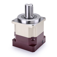 цена на TM090-010-S2-P2 90mm High precision helical planetary gear reducer Ratio 10:1 for 750w 80mm 90mm AC servo motor