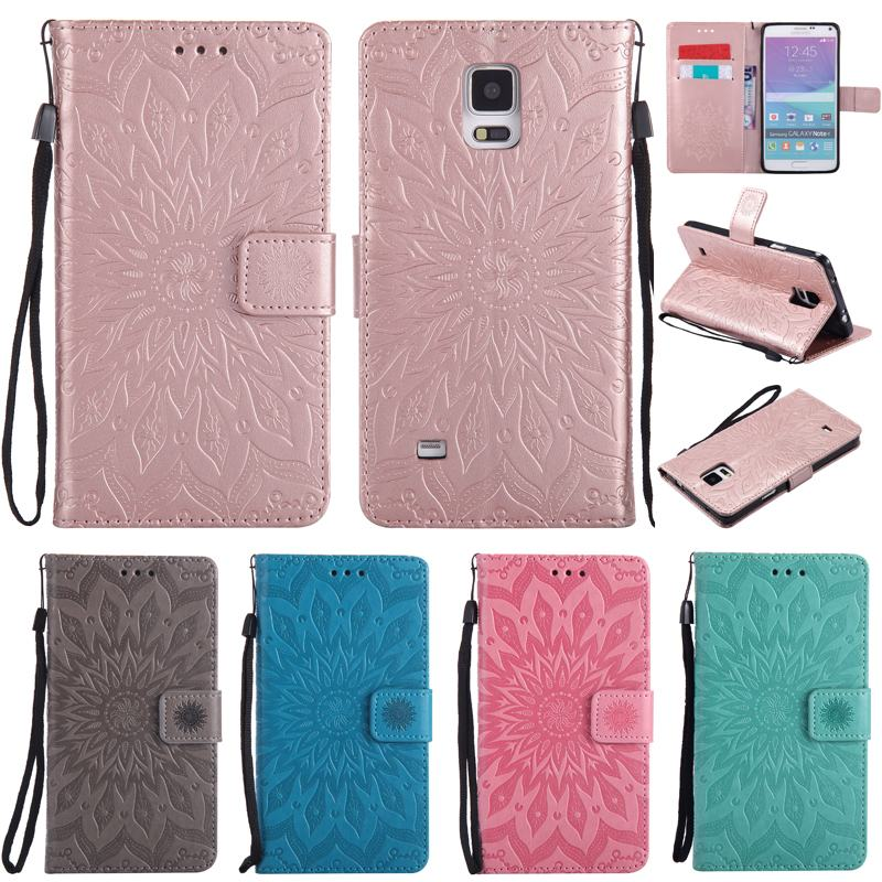 For Samsung Galaxy Note 4 Case Flip Cover Samsung Note 4 Case Wallet Leather & Silicone Soft Cover For Samsung...  samsung note 4 case | Top 5 Samsung Galaxy Note 4 Cases For font b Samsung b font Galaxy font b Note b font font b 4 b