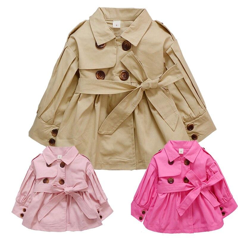Zdarma skutečné lodní dětské oblečení pro děti pro děti 2018 jaro a podzim nový styl bavlněná větrovka kabát dívka bunda pro