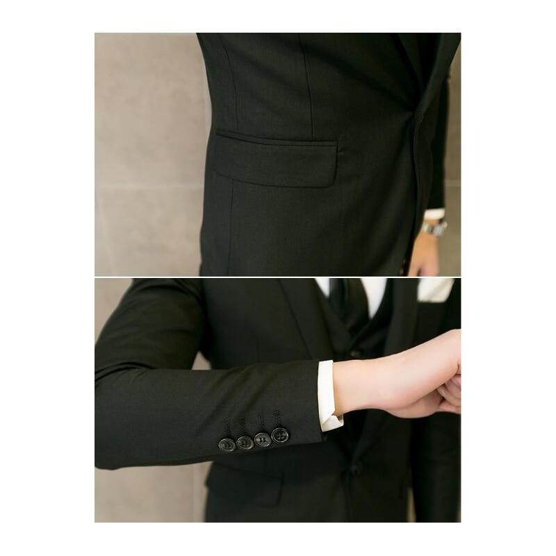 Pure Beige Couleur Mince veste Formelle Gilet Partie noir Mariage Chanteur Costume Costumes Masculin Robe multi 2017 Marié Hommes bleu Pantalon Bal De 0USvP0qz