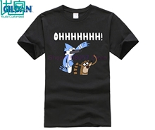 """&quotOhhhh!""""  Mordecai and rigby T Shirt"""