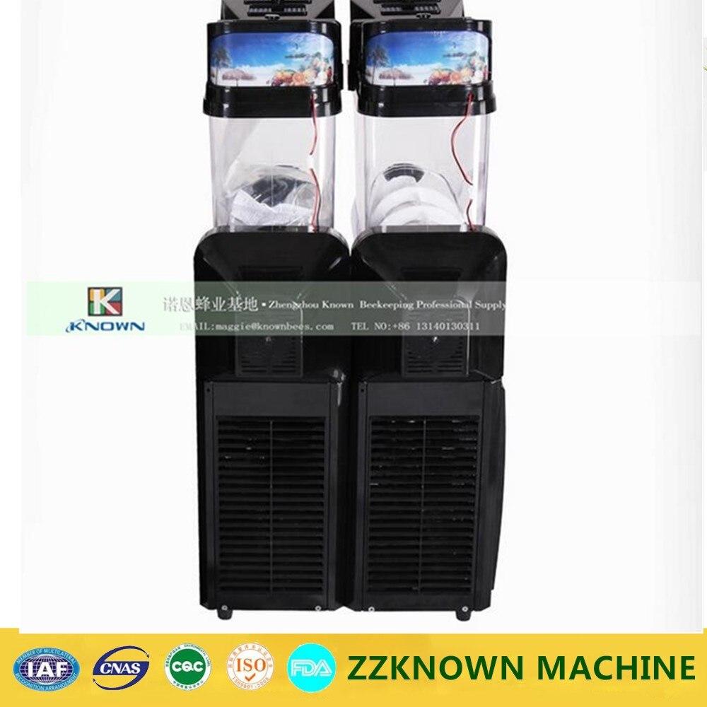 Smoothie Slush Machine Machines/Automatic double tank sluch mahine slush machine parts