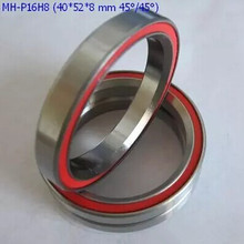 Headset Bearing Bicycle MH-P16H8 10pcs 45/45 ACB4052H8 40--52--8-Mm 1-1/2--1.5-