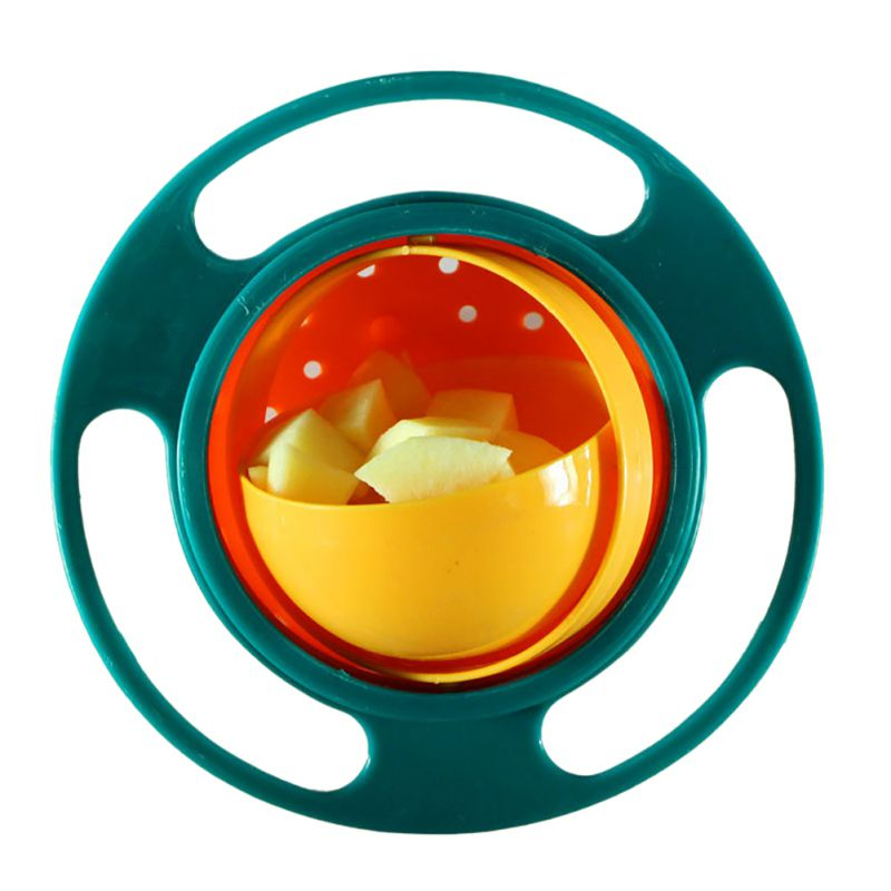 SOBABABY ROTATING SPILL PROOF BABY BOWL 1