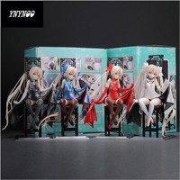 Hot Sale Japanese Anime Fate Sky PVC Action Figures Anime Super Sexy Models With Cheongsam Gifts