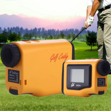 Golf Range finder Hunting Telescope Rangefinder 1000 Yard Angle Slope Compensation Monocular Laser Distance Meter Measuring LCD nf 188 gps land meter for area length trajectory measuring flat slope