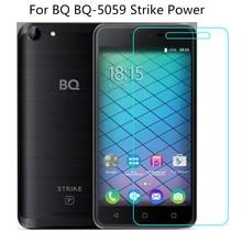 Tempered Glass For BQ BQ-5059 Strike Power Screen Protector Phone Protective Film For BQ BQ-5059 Strike Power Tempered Glass
