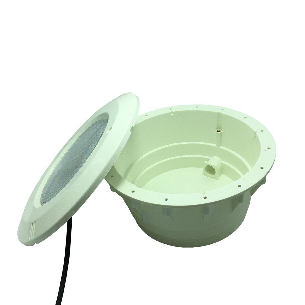 lampada piscina ac12v subaquatica holofotes quente branco frio 04