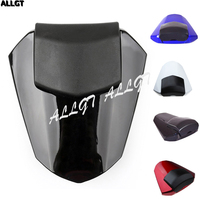 ALLGT Motorcycle Pillion Rear Passenger Seat Cowl Cover For Yamaha YZF 600 R6 2008 2009 2010 2015