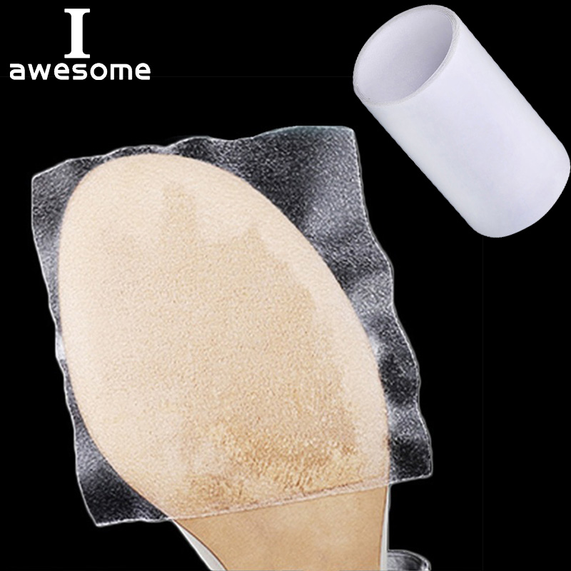 Shoes Sole Tape Self Adhesive Anti Slip Sticker Transparent High Heels Shoe Protective Shoe Accessories Sole Protector Cover