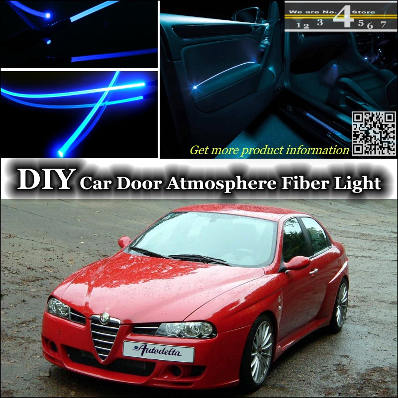 for alfa romeo 156 ar interior ambient light tuning. Black Bedroom Furniture Sets. Home Design Ideas