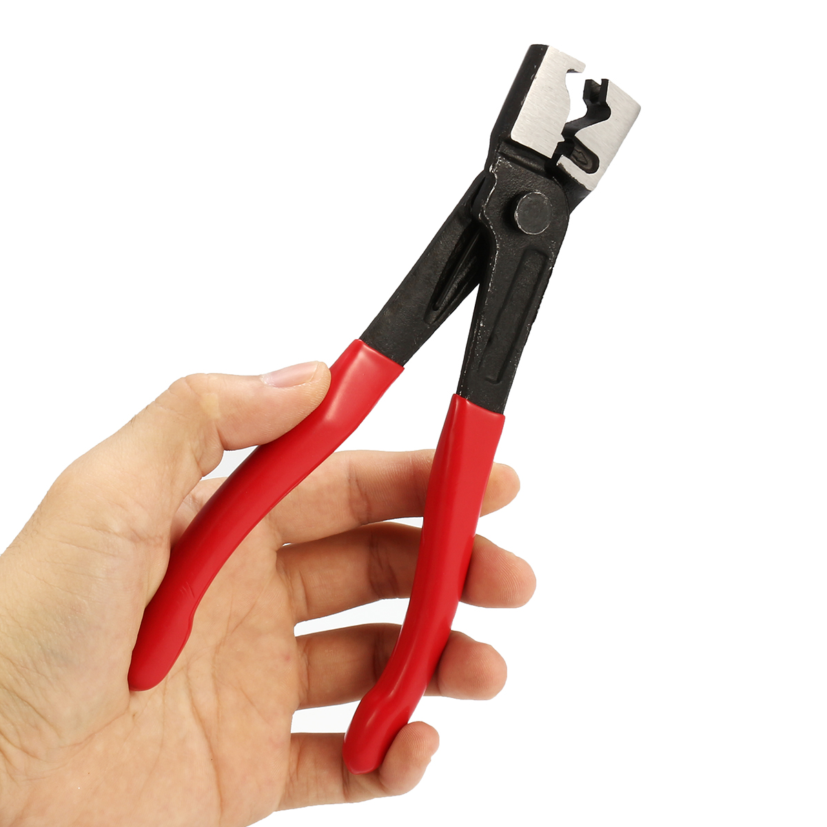 1PC Hose Clip Clamp Pliers Water Pipe Fuel Hose Installer Remover Removal Clamp Calliper Car Repair Hand Tools