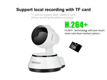 USAFEQLO Night Vision Wi-Fi 720P IP Camera