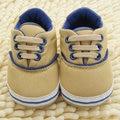 0-18 М Малышей Первые Ходунки Мягкой Подошвой Детская Кровать В Обуви Детей Детские Узелок Тапки Prewalker Обувь Горячие