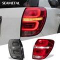 For Chevrolet Captiva 2008-2011 2012 2013 2014 2015 Car Styling LED Rear Tail Light DRL Brake+Reversing+Turning Lights Lamps