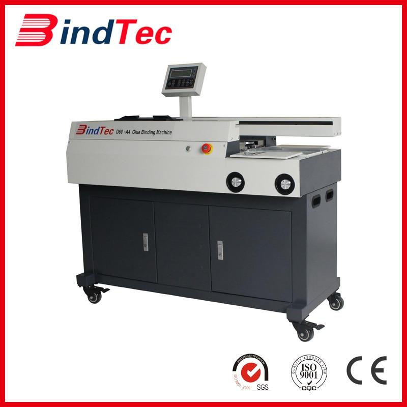 BindTec D60 A4, Glue Binding Machine, Glue Binder,good